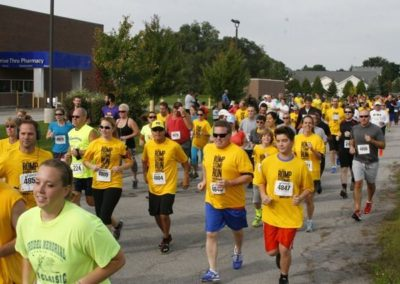 5th Annual Romp, Stomp, and Run